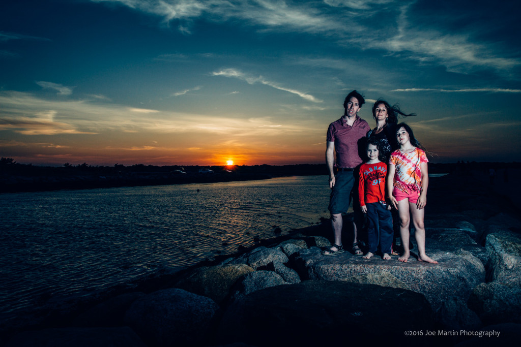 Me and most of my family in Cape Cod