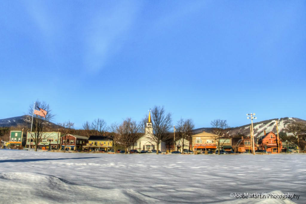 Photograph Of North Conway NH