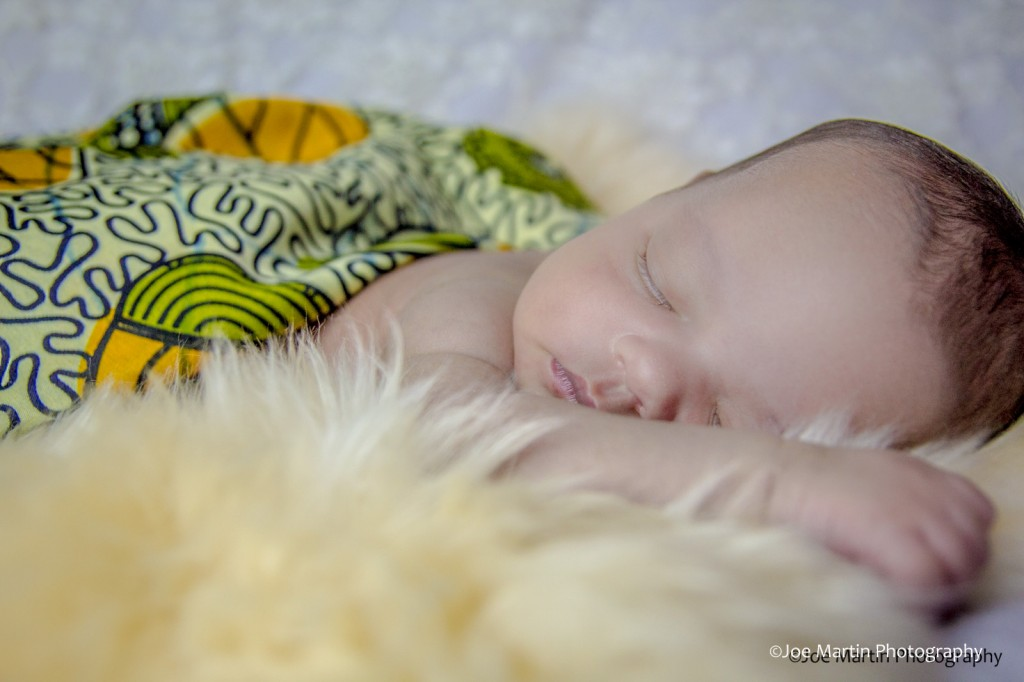 Seven day newborn in this photo
