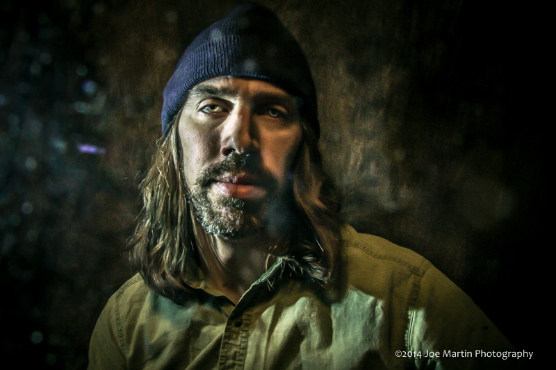 Weathered - Self Portrait Project