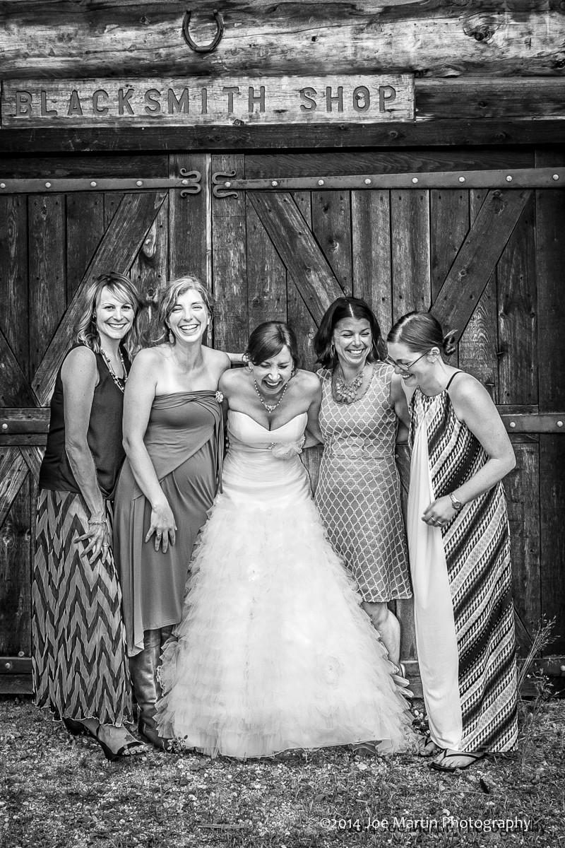 THE FUNNY BRIDE
