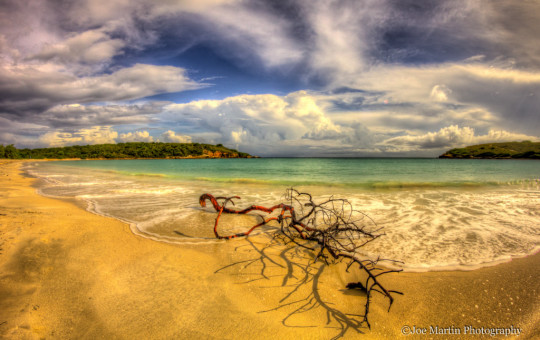 A photo from Dirty Beach in Puerto Rico