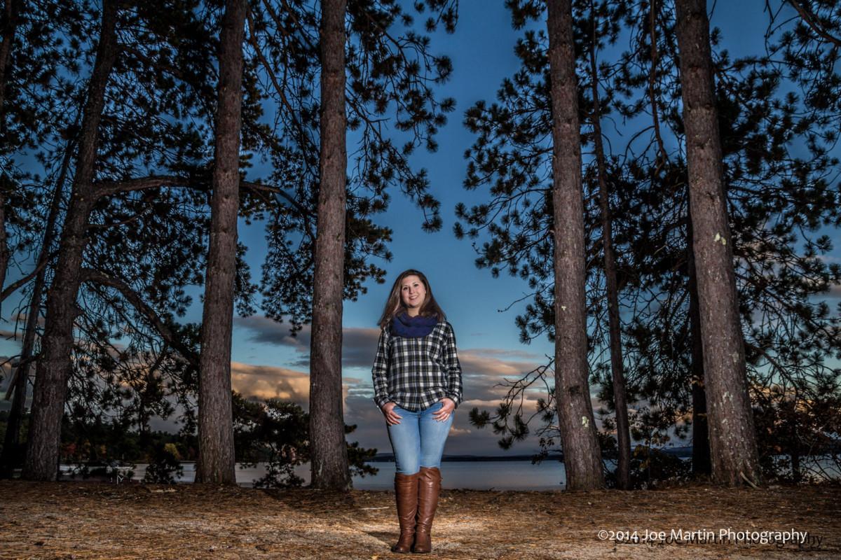 Lake Ossipee Senior Portraits | Camp Calumet Photo Session | New Hampshire Photographers Blog