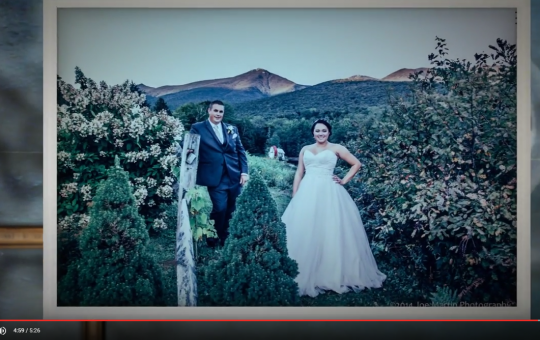 Indian Head Resort Wedding Slide Show| New Hampshire Wedding Venue, Lincoln NH