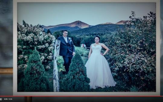Indian Head Resort Wedding Slide Show| New Hampshire Wedding Venue, Lincoln NH