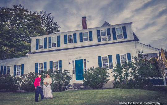 Intimate Family Wedding At Christmas Farm Inn & Spa, Jackson NH | New Hampshire Wedding Photographer