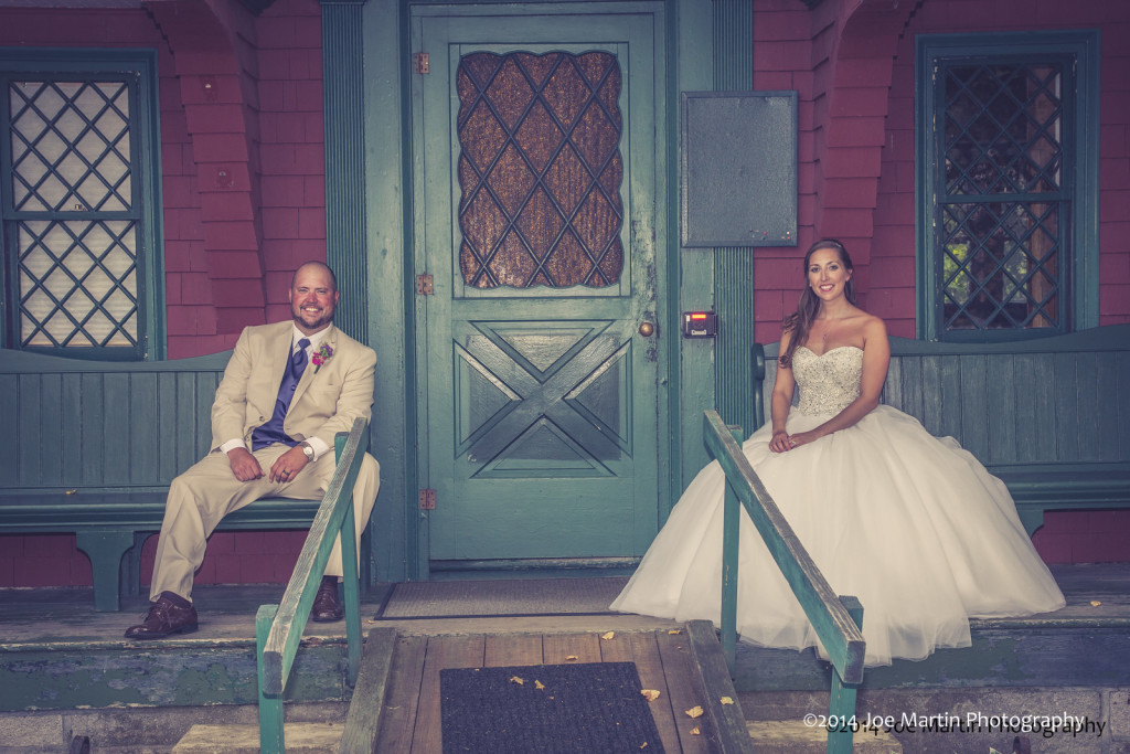 The couple had taken time so I could create these moody images. It is part of my style.