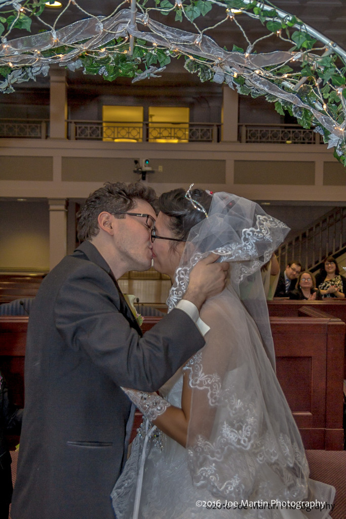 The firsts kiss