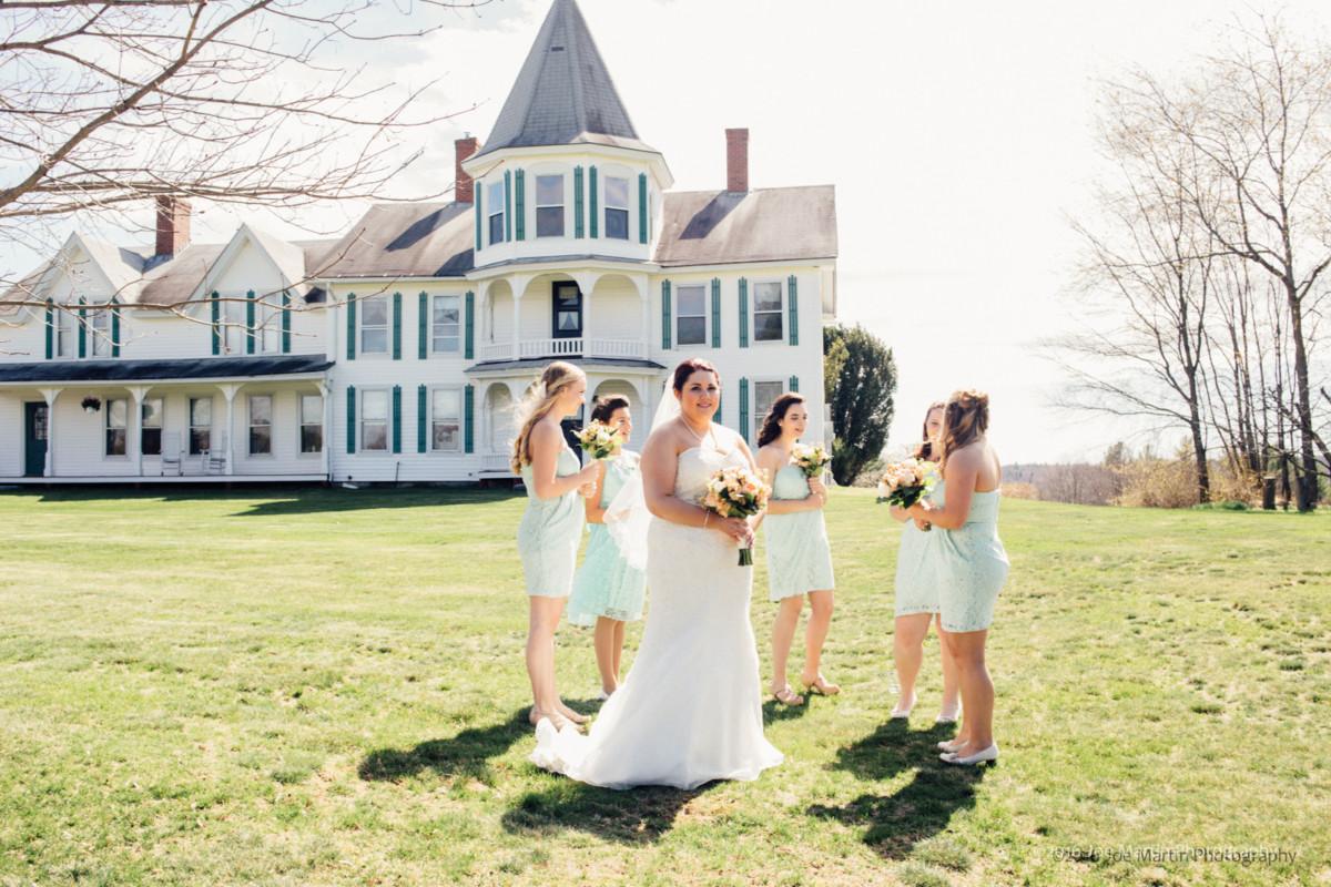 Southern New Hampshire Wedding Venue at Dell Lea Weddings & Events   New Hampshire Wedding Photography Blog