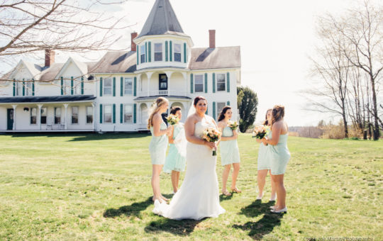 Southern New Hampshire Wedding Venue at Dell Lea Weddings & Events | New Hampshire Wedding Photography Blog