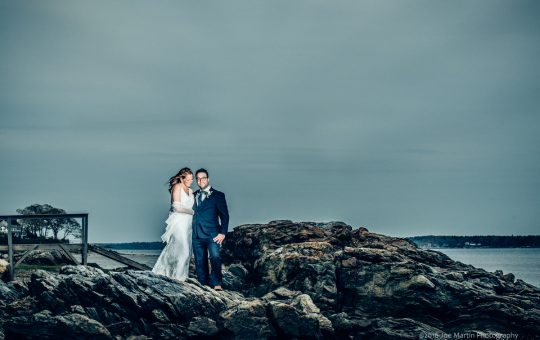 Maine Wedding Photographer | Private DIY Wedding |