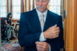 before the wedding getting ready