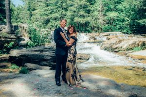 posed photo after the wedding