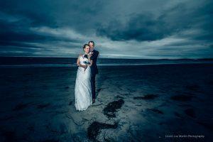 wedding photos on the maine coast