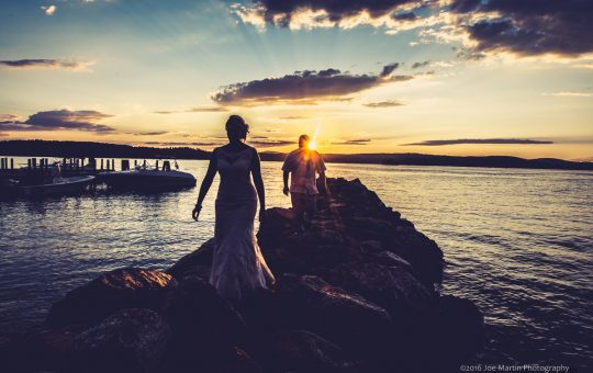 Wedding in Laconia, NH at The Margate Resort | New Hampshire Weddings Photographers Blog