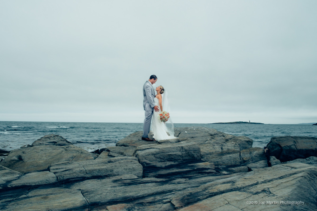 Jones Landing Wedding Photos Slideshow | Maine Wedding Venue