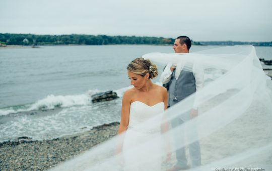 Jones Landing Wedding on Peaks Island, Maine | Wedding Photographers Blog