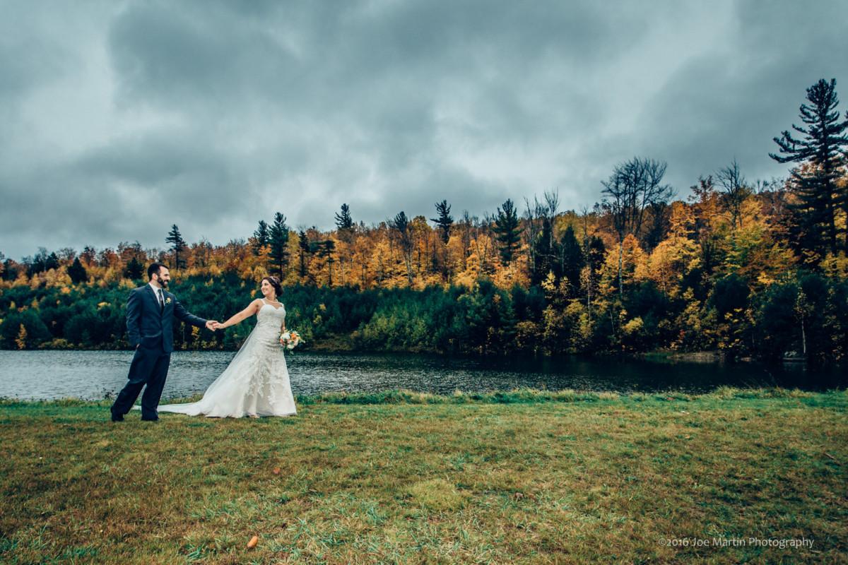 Ragged Mountain Wedding   Danbury New Hampshire   Wedding Photographers Blog