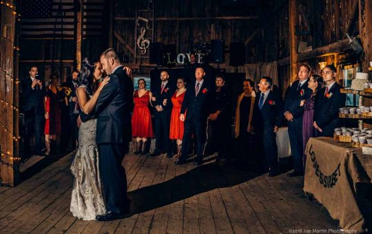 Wedding at Tumbledown Farms | Wedding Venues in New Hampshire