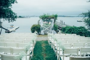 Maine wedding venue Peaks Island