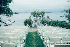 Maine wedding venue Peaks Island