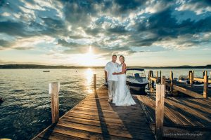 Margate resort wedding photos