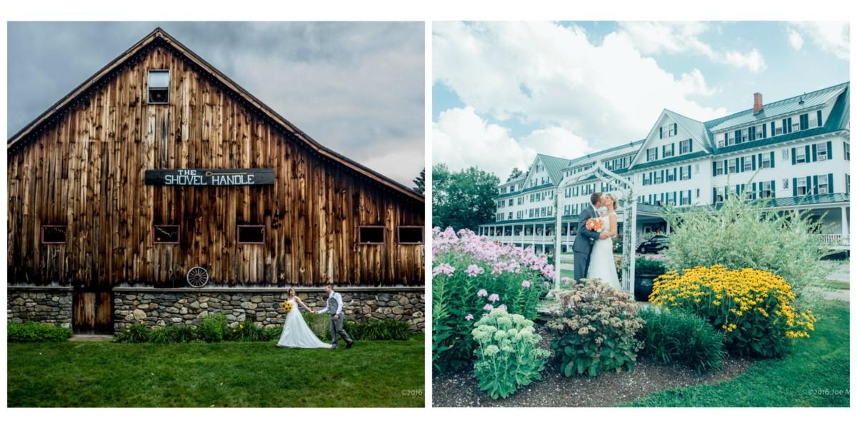 Best Wedding Venues in New Hampshire   Wedding Photographers in New Hampshire   Joe Martin Photography