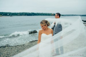 fine art wedding photo from a maine wedding