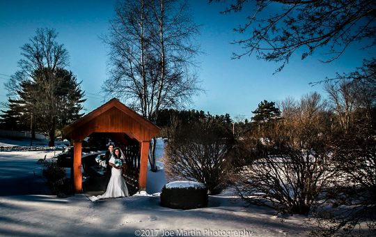Wedding at Evergreen Pavilion at Candia Woods | New Hampshire Wedding Photos