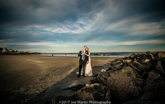 Christine & Steve – Rye Beach, NH | Elopement
