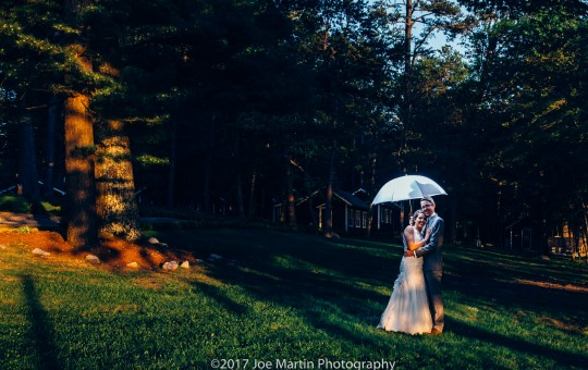 Wedding Day Slide Show | Wedding at Camp Cody Freedom, NH