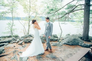 getting married at camp cody -freedom NH (3)