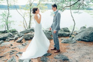 getting married at camp cody -freedom NH (4)