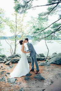 getting married at camp cody -freedom NH (6)