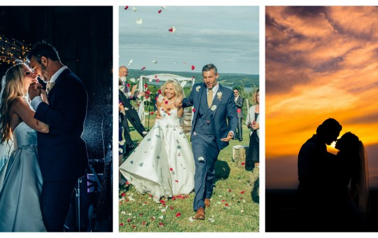 When Your Couple Loves Weddings as Much as I Do | Wedding at Vista of Maine Vineyard & Cidery